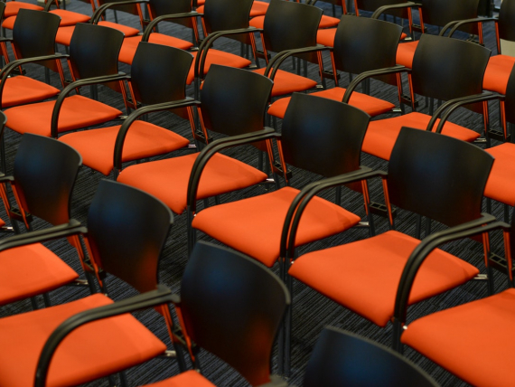 photo-of-orange-chairs-722708