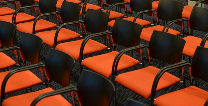 photo-of-orange-chairs-722708
